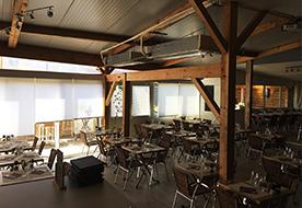 Salle restaurant Meyzieu La Table de Lyse