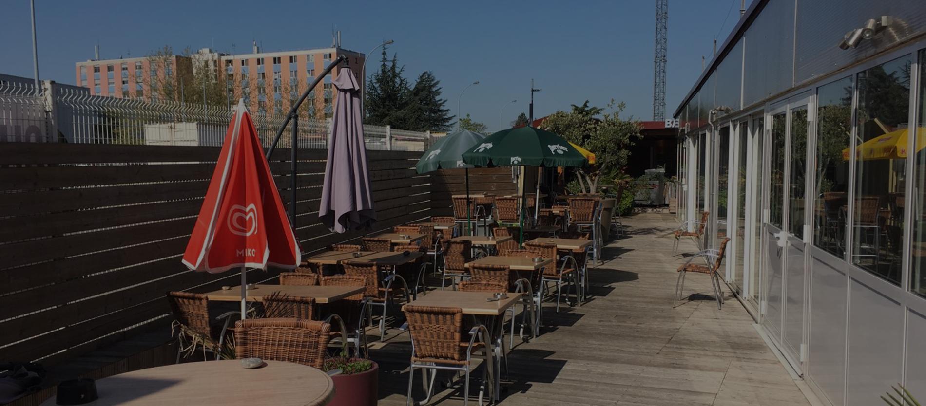Restaurant avec Terrasse sur Lyon Est